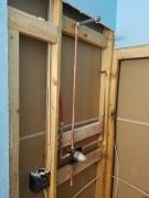 Shower plumbing